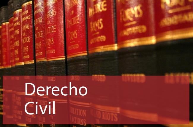 Derecho civil: herencias, testamentos